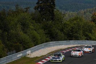 #203 Hannes Plesse, Porsche 911 GT3 Cup: Michael Czyborra, Mathias Huettenrauch