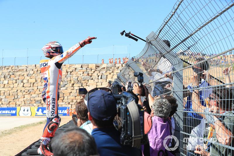 #14 GP d'Aragón - Victoire : Marc Márquez
