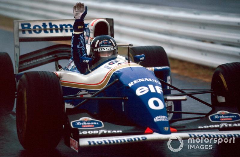Damon Hill - Un titolo (1996)