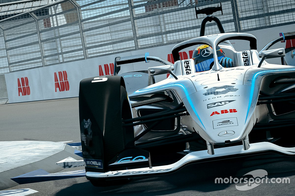 Formula E: Race at Home Challenge - Round 6