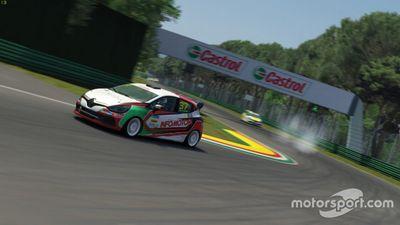 Clio Cup Italia eSport: Monza