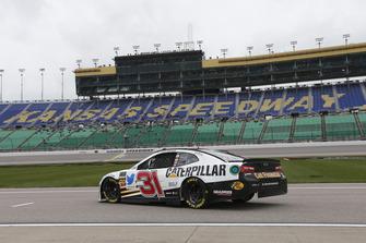Ryan Newman, Richard Childress Racing, Chevrolet Camaro Caterpillar