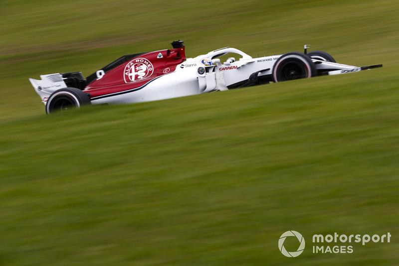 6: Marcus Ericsson, Sauber C37, 1'08.296
