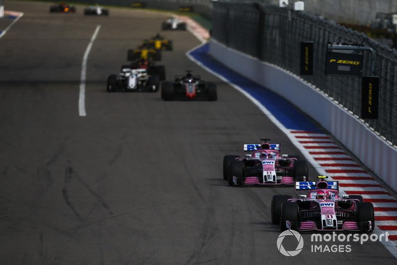 Force India son dört yarışta üçüncü kez