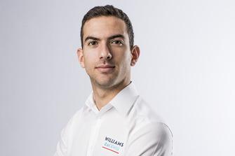 Nicholas Latifi, Williams Martini Racing