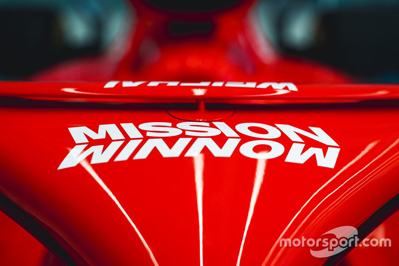 Ferrari Mission Winnow