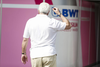 Lawrence Stroll, Racing Point Force India