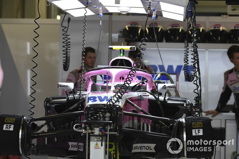 7 місце — Естебан Окон, Force India
