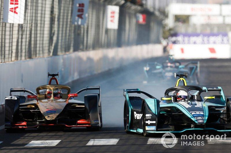 Nelson Piquet Jr., Jaguar Racing, Jaguar I-Type 3, battles with Jean-Eric Vergne, DS TECHEETAH, DS E-Tense FE19