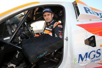 Repsol Rally Team presentation