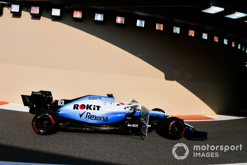 George Russell, Williams Racing FW42