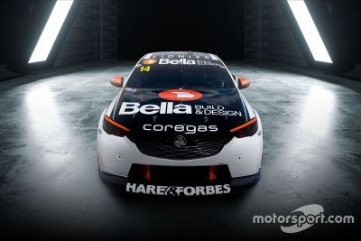 Brad Jones Racing livery reveal