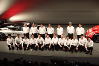 日産GT500ドライバーたち
