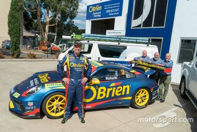 O'Brien Racing livery unveil