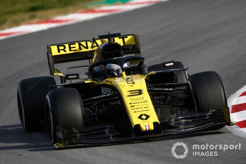 Daniel Ricciardo, Renault F1 Team R.S. 19