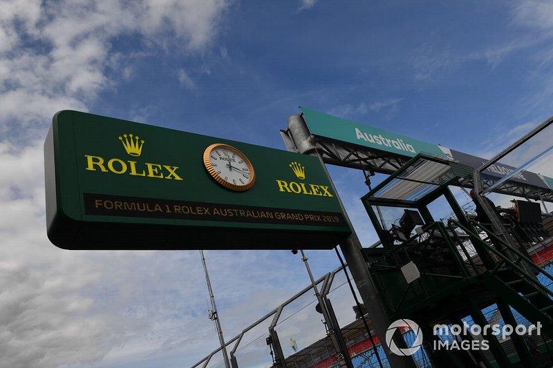 Rolex saati