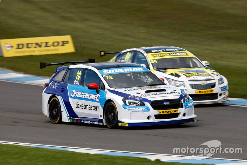 James Cole, Subaru Team BMR, Kelvin Fletcher, Power Maxed Racing