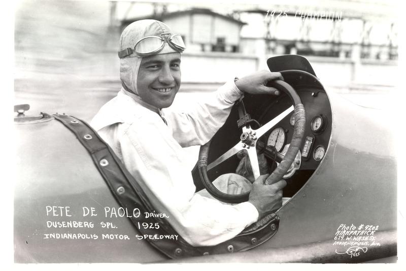 1925: Питер де Паоло