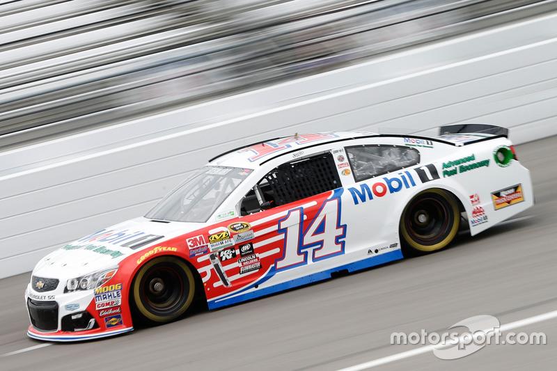 #6: Tony Stewart (Stewart/Haas-Chevrolet)