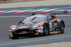 Aston Martin Vantage GT3 #7, Sini-Mugelli, Soalris Motorsport