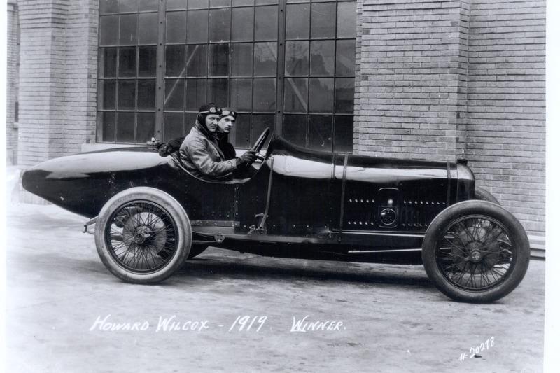 1919: Howdy Wilcox (1917 und 1918 kein Indy 500; Erster Weltkrieg)