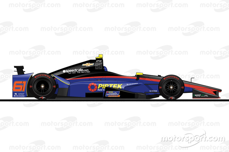Startposition 27: Matt Brabham (Murray-Chevrolet)