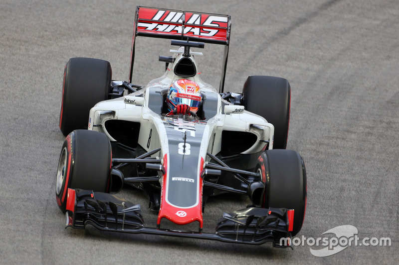 20. Romain Grosjean, Haas F1 Team VF-16 (Startplatzstrafe)