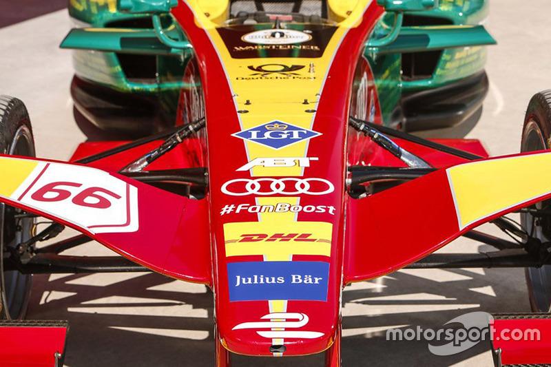 Audi Team ABT Schaeffler livery