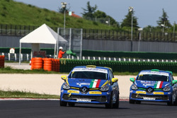 Alfredo De Matteo, Melatini Racing e Davide Nardilli, Melatini Racing