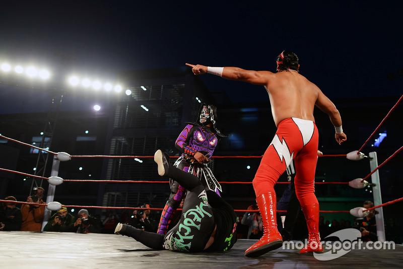 Lucha Libre, Wrestling-Star aus Mexiko