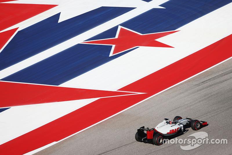 10. Romain Grosjean, Haas F1 Team VF-16
