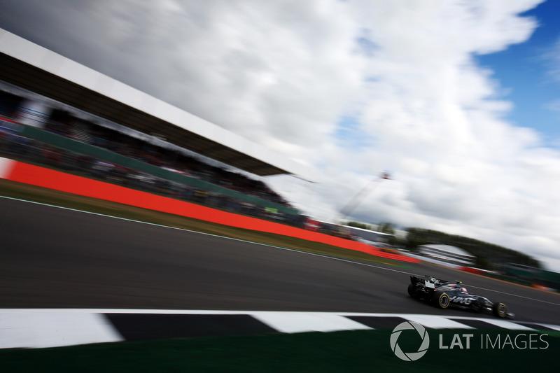 Антоніо Джовінацці, Haas F1 Team VF-1