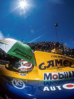 Nelson Piquet, Benetton B191 Ford