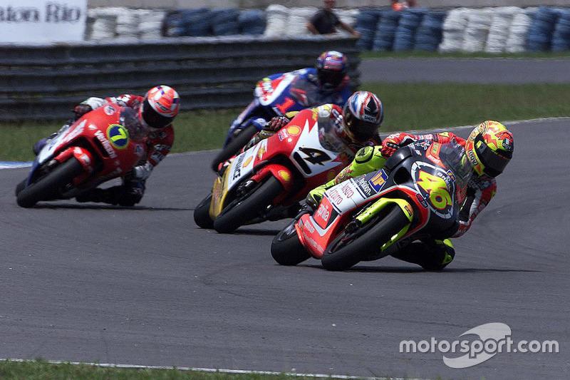 Rio 1999 - Deuxième titre