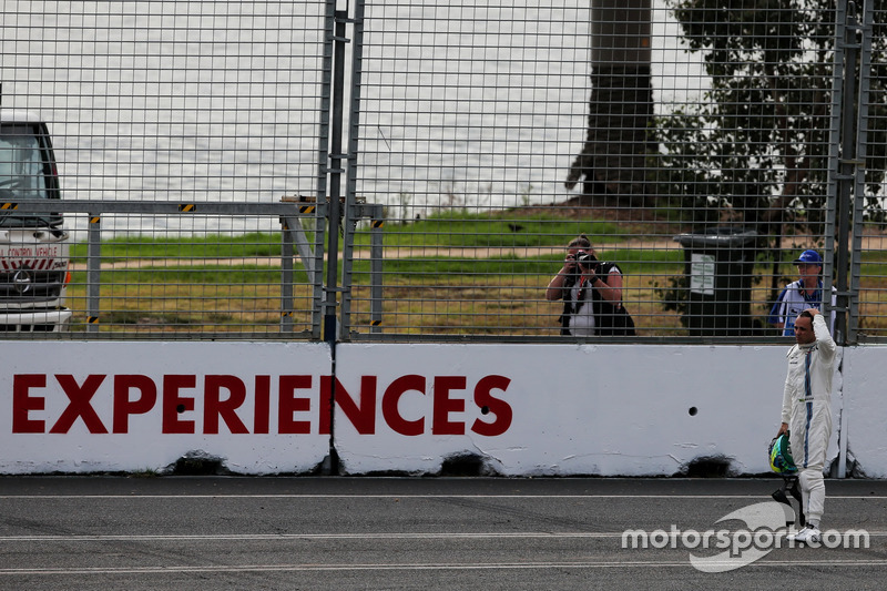 Felipe Massa, Williams à l'arrêt