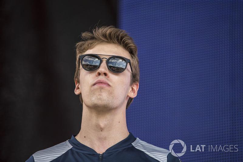 Даниил Квят, Toro Rosso (4 очка, 17-е место в общем зачете, лучший результат – девятое место на Гран При Австралии и Испании). Оценка Motorsport.com Россия – 6,5/10
