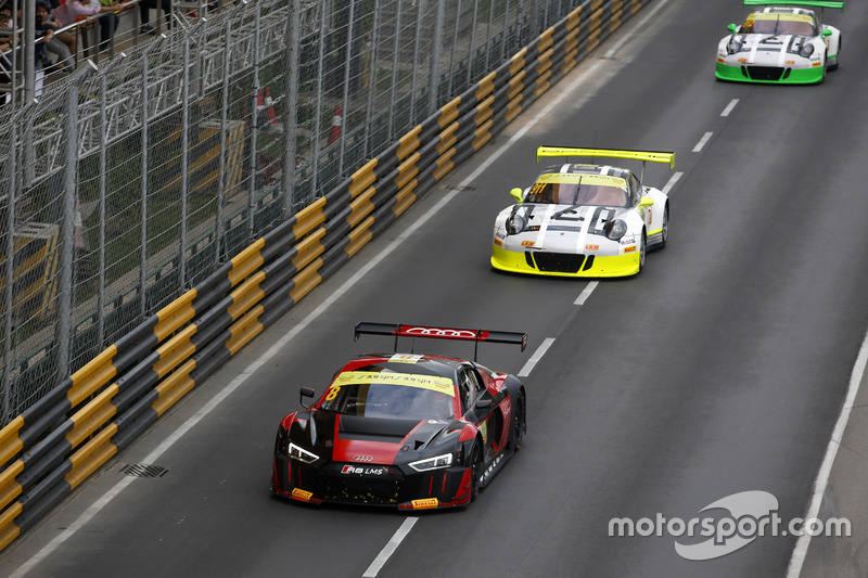 Лоранс Вантор, Audi Sport Team WRT Audi R8 LMS