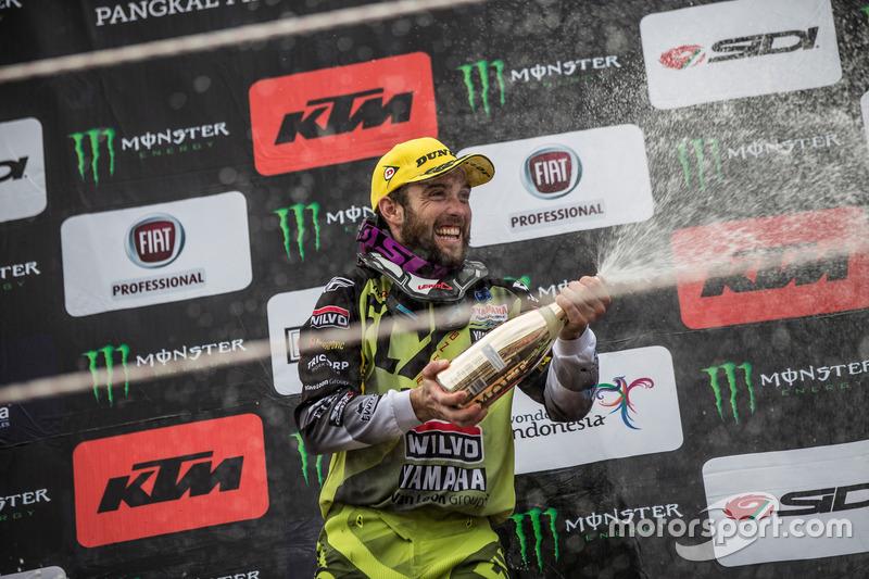 Shaun Simpson, Wilvo Yamaha Racing Team