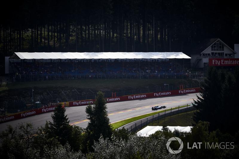 Valtteri Bottas, Mercedes AMG F1 W08