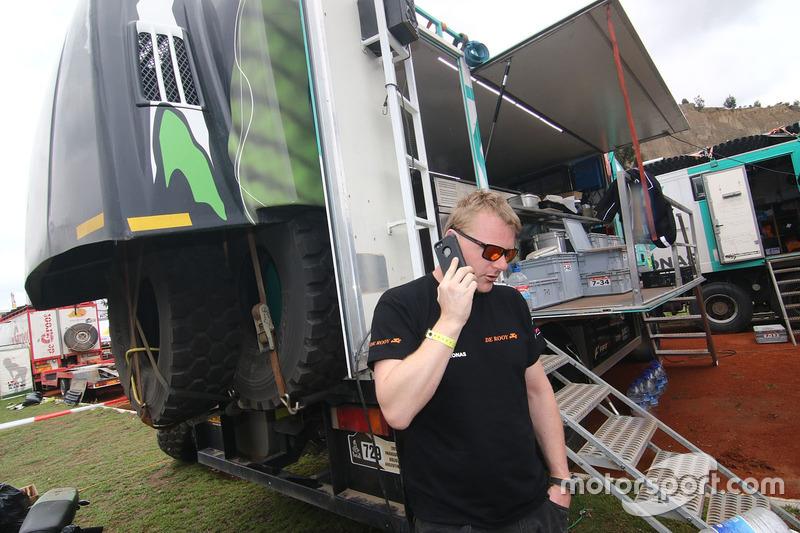 Gerard De Rooy, Team De Rooy