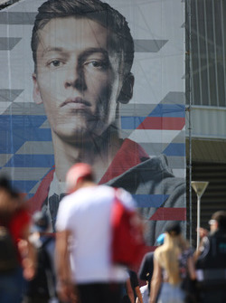Poster of Daniil Kvyat, Scuderia Toro Rosso