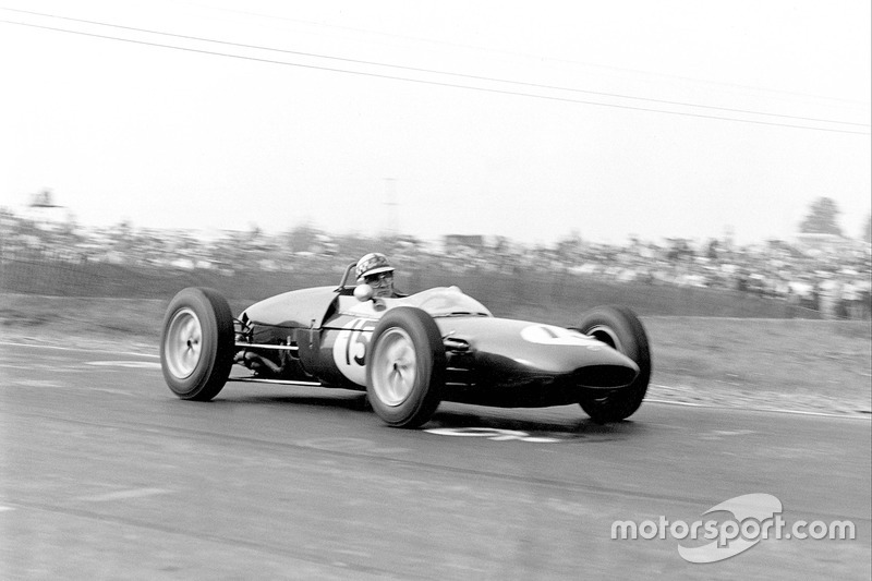 Innes Ireland: GP USA 1961 in Watkins Glen