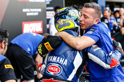 Race winner Federico Caricasulo, GRT Yamaha Official WorldSSP Team