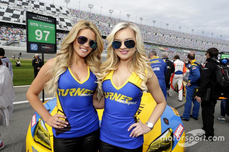 Turner Motorsport-dames