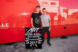 George Russell, ART Grand Prix