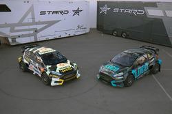 Timur Timerzyanov and  Janis Baumanis, STARD, Ford Fiesta