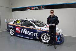 James Moffat, Garry Rogers Motorsport Holden