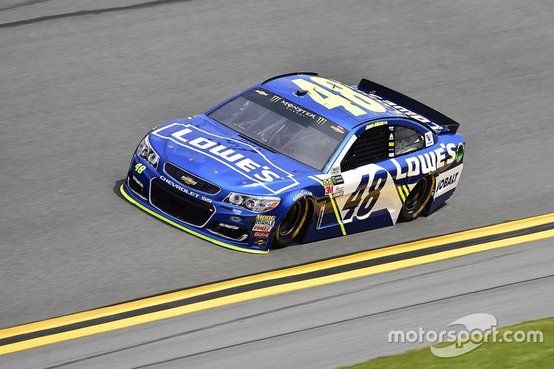 Джимми Джонсон, Hendrick Motorsports, Chevrolet