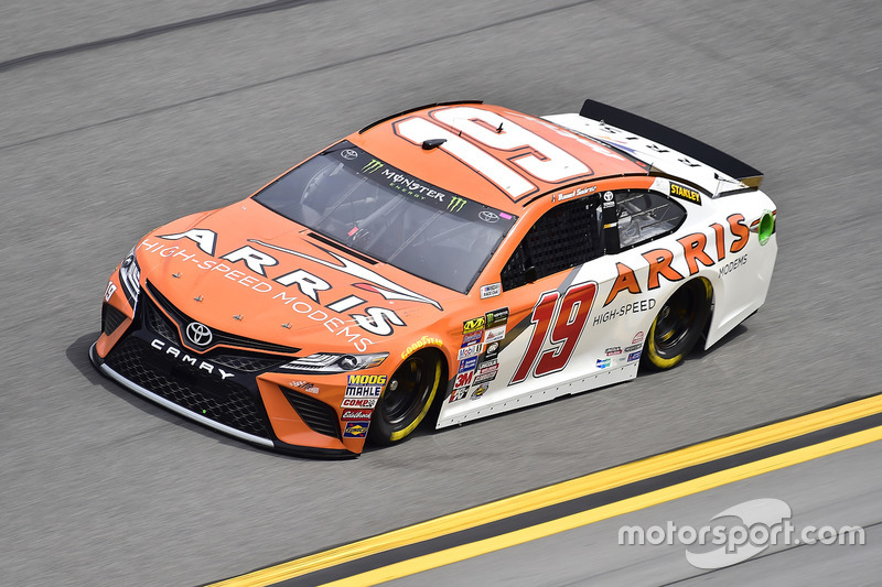 Даниэль Суарес, Joe Gibbs Racing, Toyota