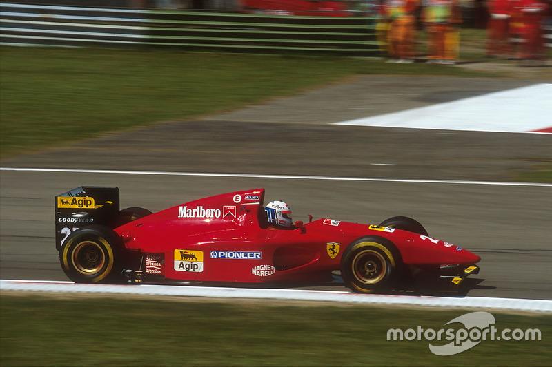 1994 : Ferrari 412T1